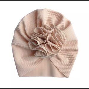 Baby girl turban 4 pieces